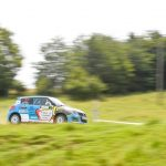 Luptă interesantă pentru podiumul Cupei Suzuki la Raliul Perla Harghitei