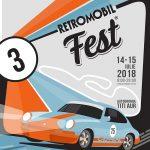 Retromobil Fest 2018, eveniment construit în jurul pasiunii pentru motorsport și vehicule de epocă