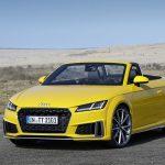 Actualizarea inconfundabilului model Audi TT