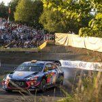 Hyundai Motorsport, inceput prudent in Raliul Germaniei