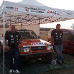 Mihai Ban a revenit în Cupa Mondială de Rally-Raid