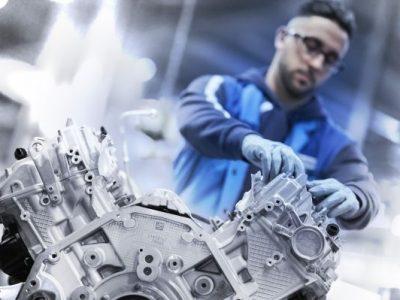 Start de producţie pentru motorul V8 pentru noul BMW Seria 8 Coupé