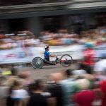 Ambasadorul mărcii BMW Alessandro Zanardi şi-a mărit colecţia de medalii la paraciclism cu încă două trofee