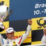 Podium pentru BMW Motorsport la revenirea DTM la Brands Hatch