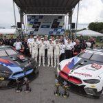 BMW Team RLL: prima victorie şi prima clasarea dublă pe podium pentru noul BMW M8 GTE
