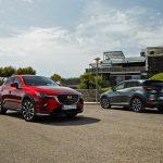 Mazda CX-3 2018 – tehnologie și confort sporite