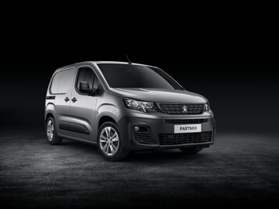Noul PEUGEOT PARTNER: International Van Of The Year 2019