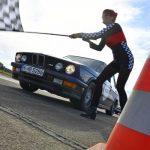 Modele legendare BMW se aliniază la startul unei competiţii cult – 'Creme 21 youngtimer rally'