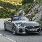 Premiera la Salonul Auto de la Paris: Noul BMW Z4, roadster pentru o experienţă pură la volan