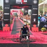 Alessandro Zanardi: nou record mondial în triatlonul de anduranţă