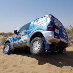 Mihai Chipăruş – Bogdan Mehedinţu incheie cu succes o noua experienta: Turkmen Desert Race