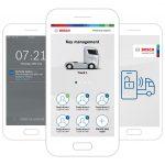 Premieră mondială, aplicație Bosch: cheile unui autovehicul sunt de domeniul trecutului