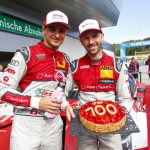Audi sărbătoreşte 100 de victorii în DTM