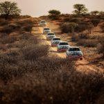 """Audi e-tron extreme"" – Off-road în Namibia"