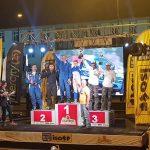 Locul III la Baja Troia Turkey 2018 pentru TRANSCARPATIC Rally Team