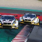 Seria Blancpain GT Endurance Cup: două BMW M6 GT3 în Top 10