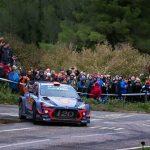 Hyundai Motorsport a terminat Raliul Spaniei cu doi piloti în top 5