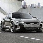 Premieră mondială la Los Angeles: Audi e-tron GT concept