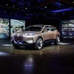 BMW Vision iNEXT are premiera mondială la Los Angeles