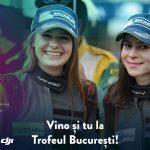 Pilotul Cristiana Oprea, final de sezon acasă la Trofeul București