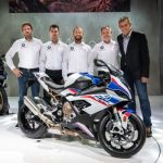 BMW Motorrad Motorsport va concura în WorldSBK în parteneriat cu Shaun Muir Racing