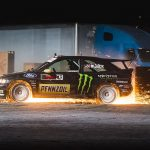 Ken Block prezintă Gymkhana TEN Ultimate Tyre Slaying Tour