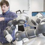 Inteligența artificială: Germanii nu văd un motiv să se teamă de colegi roboți