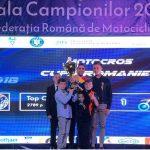 Școala şi echipa de motocross ale lui Adrian Răduță câștigă campionatul național și Est-European