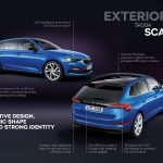 ŠKODA îşi redefineşte gama de compacte lansând noua SCALA