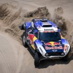 Raliul Dakar 2019: echipajele MINI au monopolizat podiumul la finalul etapei a şaptea