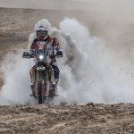 Raliul Dakar 2019: Gyenes determinat să facă față și ultimelor cinci etape ale competiei