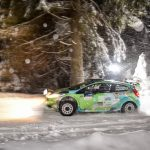 Winter Rally Covasna, o competiție de neuitat