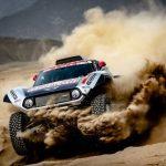 Prima etapă a Dakarului 2019 s-a încheiat cu trei maşini MINI în Top 5