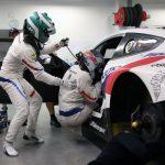 Procedura de schimbare a pilotului între Zanardi şi coechipierii lui în BMW M8 GTE explicată în detaliu