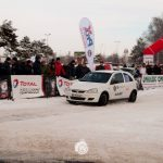 Auto Blic prezintă: Promo Rally TOTAL powered by SDS – Test pe zăpadă