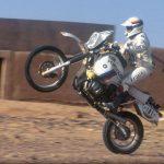 Raliul Dakar: Gaston Rahier, 'micul mare campion'