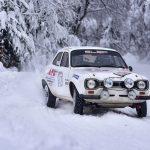 Victorie pentru Eric Royere – Alexis Grenier în Romania Historic Winter Rally din Covasna