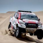 Dakar 2019: Start fantastic pentru echipa TOYOTA GAZOO Racing SOUTH AFRICA