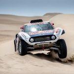 Raliul Dakar 2019: etapa 5, Tacna – Arequipa