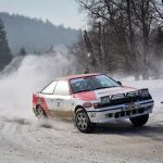Romania Historic Winter Rally 2019, restrictii de circulatie si harta cursei