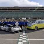 Volkswagen vrea să stabilească un record cu modelul său electric de curse