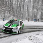 Dan Gîrtofan și Tudor Mârza vor lua startul la Winter Rally Covasna