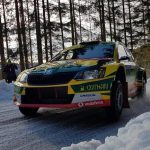 "Cotnari Rally Team s-a ""incalzit"" la Winter Rally Covasna"