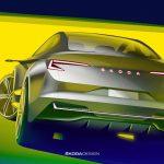 Salonul Auto de la Geneva 2019: ŠKODA prezintă primele schițe ale conceptcar-ului VISION iV