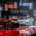 Prezență electrizantă a mărcii Audi la Salonul Auto de la Geneva 2019