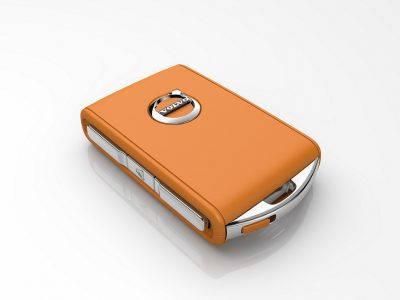 Volvo Cars introduce Care Key