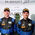 Raul Badiu și Gabriel Lazăr: start pe asfaltul din Corsica