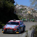 Raliul Corsicii: Simone Tempestini isi incepe sezonul in WRC2