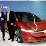 Volkswagen și Microsoft, noutăți despre parteneriatului strategic