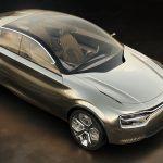 'Imagine by Kia', noul său concept – car 100% electric